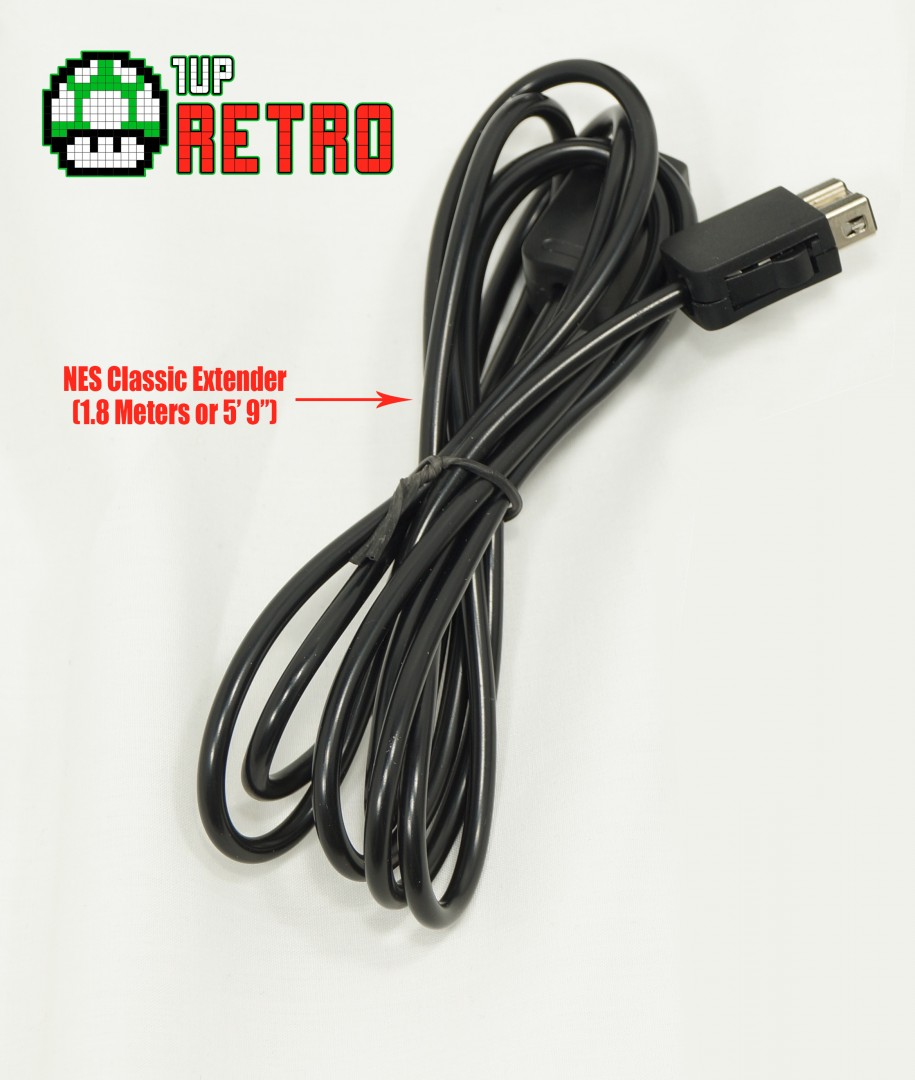 NES Classic Edition Cable Extnesion
