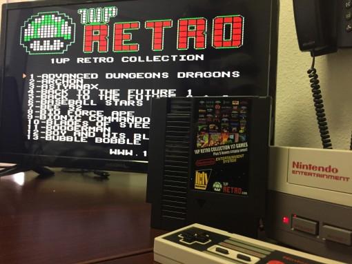 NES Retro Collection, 122 in 1 cart, NES Multicart, Nintendo Multicart, Multicart Nintendo, NES Video Game Cart
