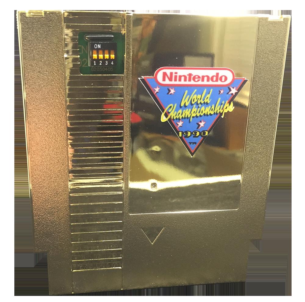 Gold NWC, Nintendo World Championships 1990, Nintendo World Championship 1990
