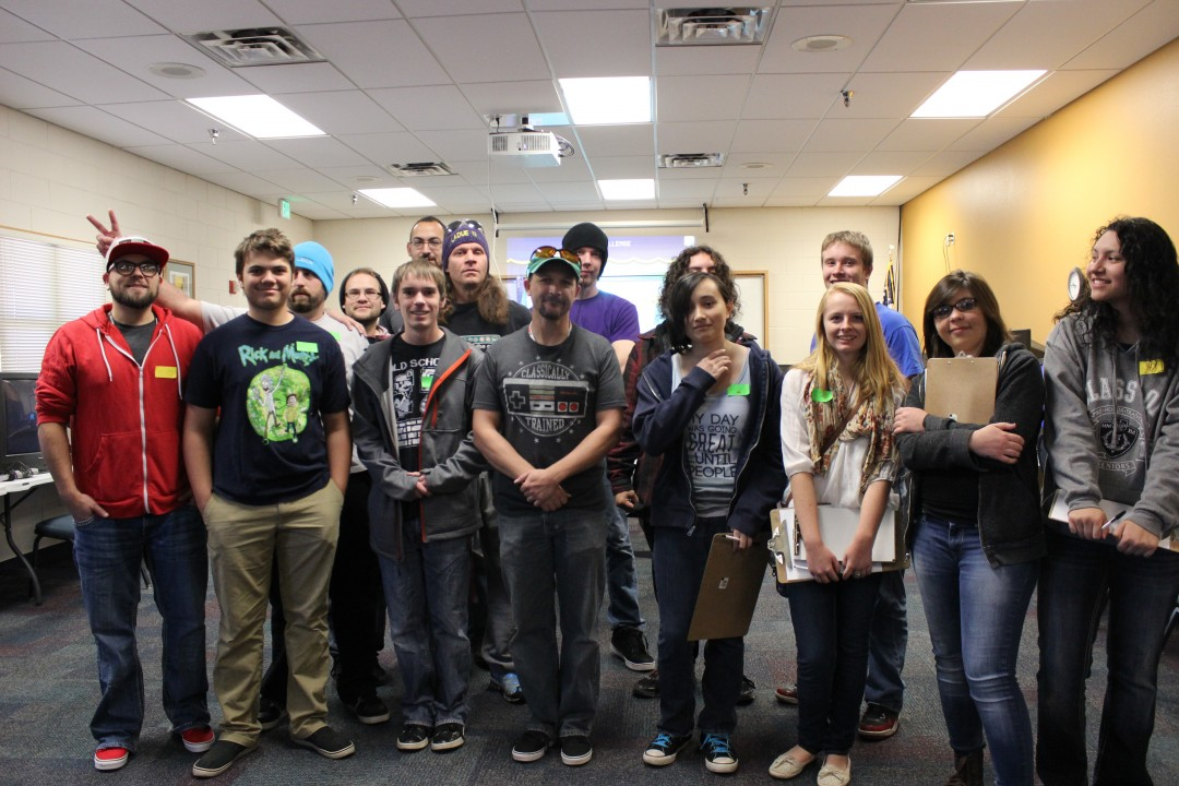 WCCC Digital Design Students 2015