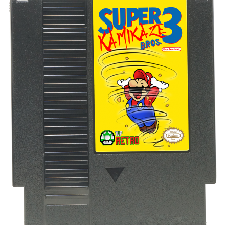 Super Kamikaze Bros 3, NES Super Kaizo Mario, Kamikaze Mario 3, Super Mario Bros 3 Kamikaze